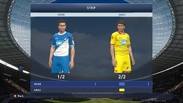 Hoffenheim Home/Away kits