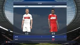 vfb Stutgart Home/Away kits