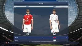 Mainz 05 Home/Away kits