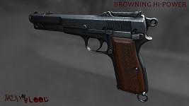Browning High Power FN P35