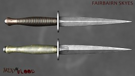 Fairbairn–Sykes Fighting Knife
