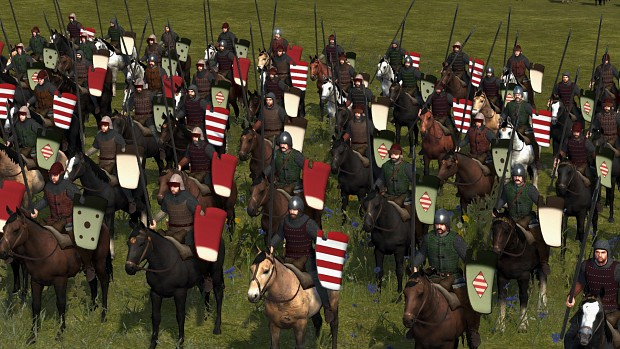 New Units for Hungary: Serjeants and Horse Archers