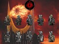 Mordor faction roster preview