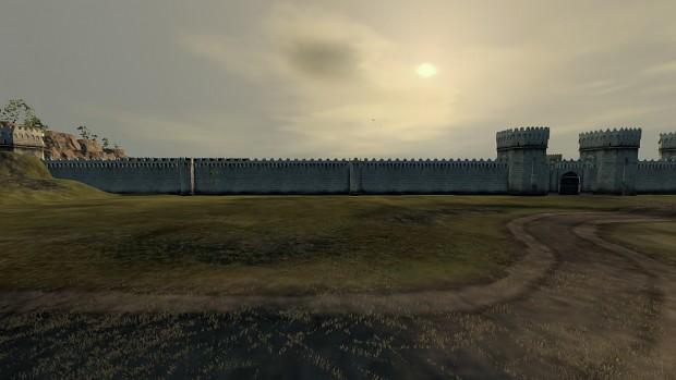 Gondor fort WIP