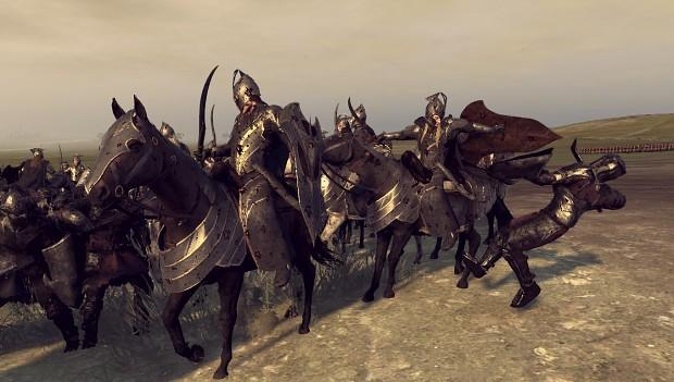 Elvenking's Riders