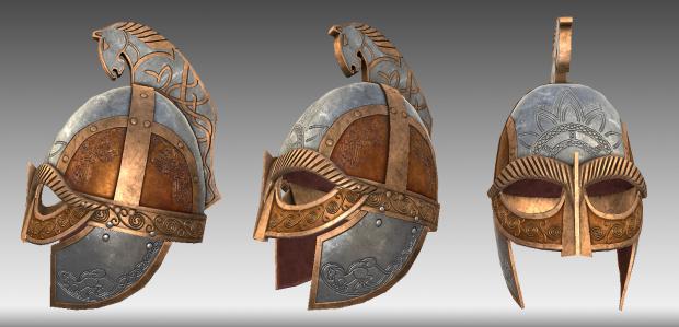 Guards of the Golden Hall Helmet