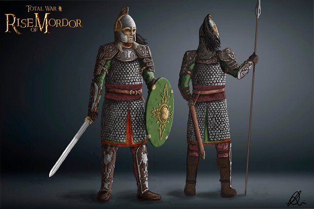Knights of the Mark concept art