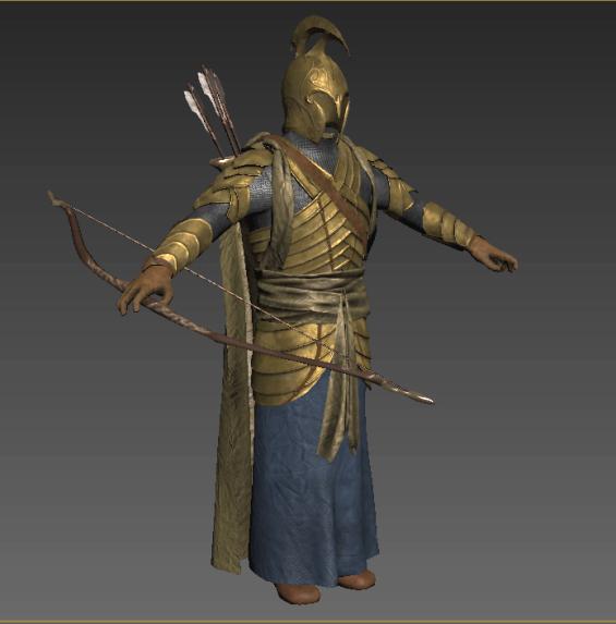Noldor Archer