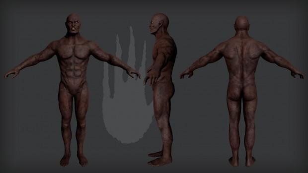 Full uruk body and updated berserker