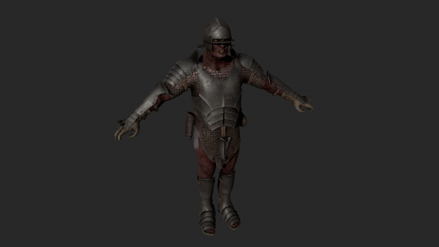 Full uruk body and updated berserker