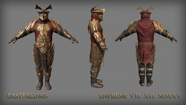 Easterling's Armour