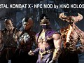 Mortal Kombat X - NPC Unlocker Mod (PC ONLY)