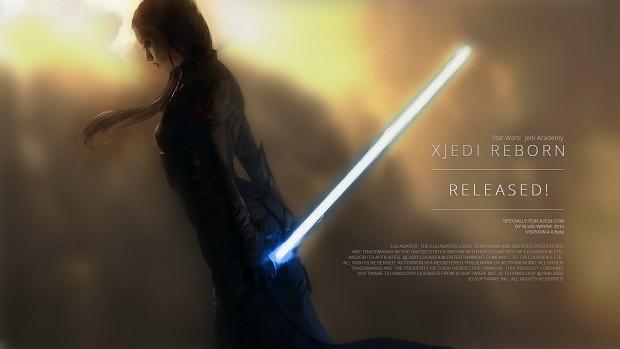 XJedi Reborn 4 Beta Released