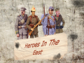 The great war : Heroes in the East 1914-1918