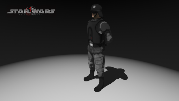 Promotional Picture #5 - Imperial Army Trooper