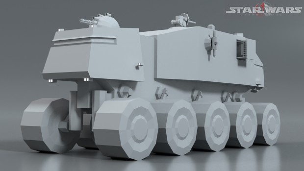 [WIP] Heavy Tank HAVwA5 Juggernaut