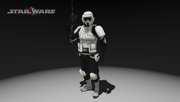 Promotional Picture #3 - Scout Trooper