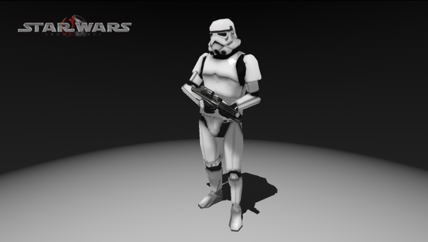 Promotional Picture #1 - Stormtrooper