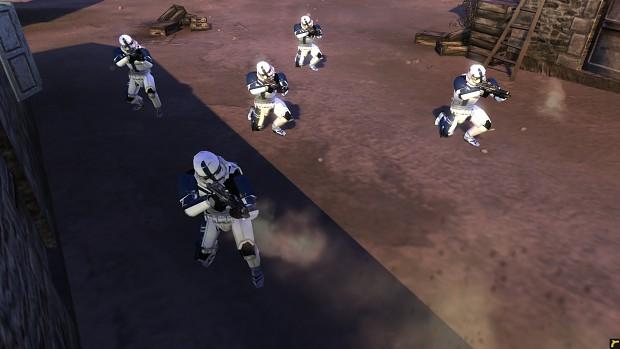 Vader's Fist ! In-game Screenshot #6ter