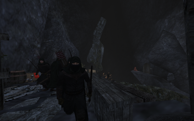 Ithilien Rangers' outpost