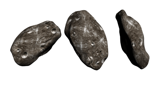 transparent asteroid belt - photo #20