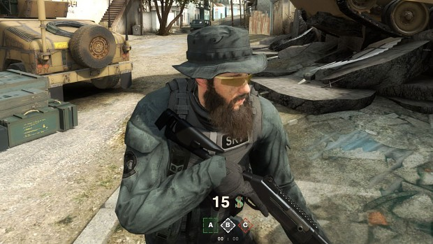Tactical Beards!