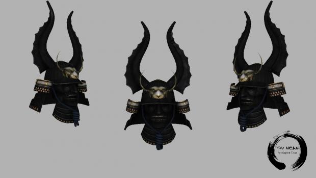 "Honda Tadakatsu ""Samurai Among Samurai"" Helmet Preview"