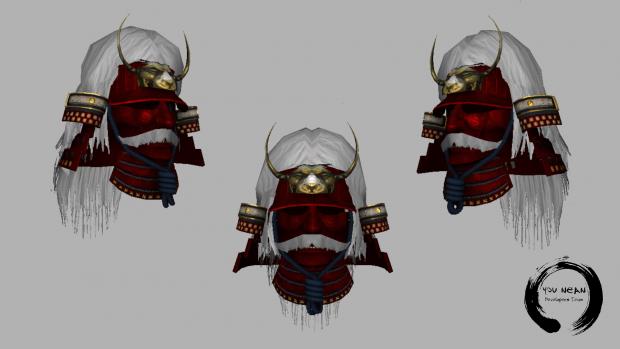 "Takeda Shingen ""The Tiger Of Kai"" Helmet Preview"