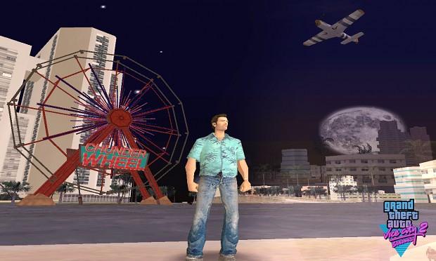 GTA Vice City 2 Season 3 mod for Grand Theft Auto: San