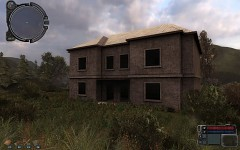 The Test House Ingame