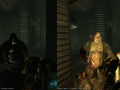 Doom 3 BFG Hi Def 2.5 muzzle flashes enabled