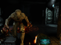 Doom 3 BFG Hi Def 2.5 muzzle flashes enabled 2