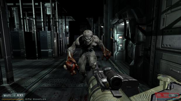 Doom 3 BFG Hi Def version 2.7