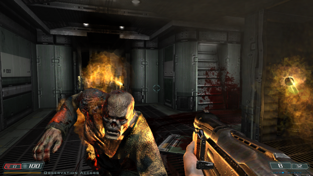 Image 4 - Wolfenstein X mod for Doom II - Mod DB