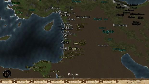 [SP][ES] Crusade Against Jihad Mb13.3