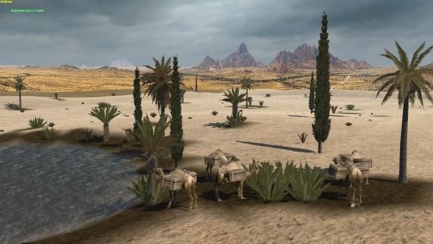 Desert Battle Scenes v4.0