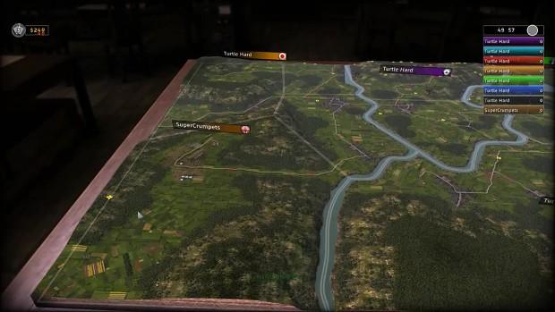 Ruse Campaign maps in MP video Mod DB