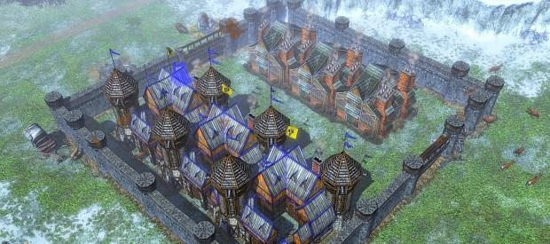 New Buildings