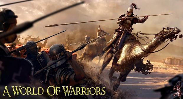 A World Of Warriors