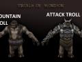 New Mordor trolls by:Raider of Rohan