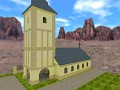 The church in the map I am currently working