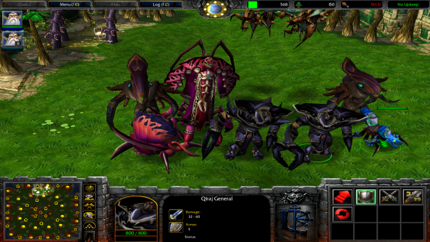 More Old God Forces Image Warcraft 3 Heroes Of The