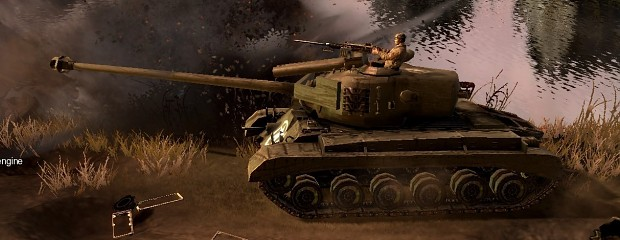 T-26E4 Super Pershing
