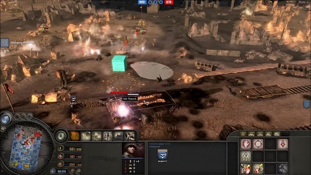 Bush Mod : HS-129 strafing run