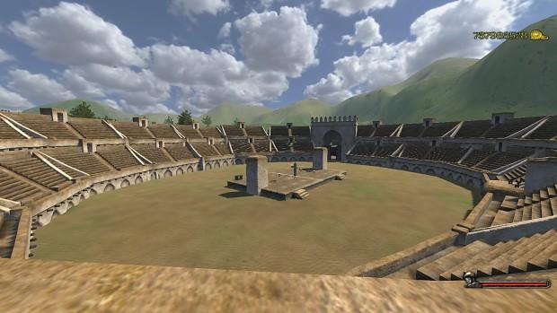 Le Stadium-Gallo-Romain