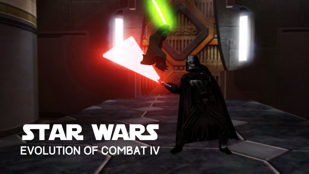 Vader VS Yoda - Evolution of Combat IV