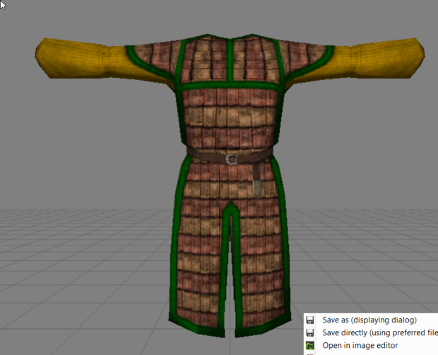 And even more armors for v 3.0!