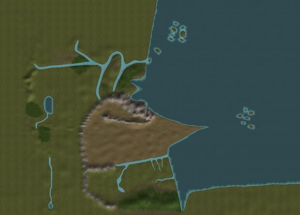 [SP][EN] Narnia: The Golden Age World_map