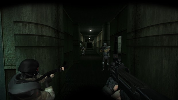SCP: Nine Tailed Fox v0.2.0 (Multiplayer screenshot)