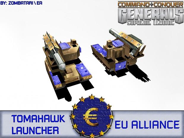 Tomahawk Launcher